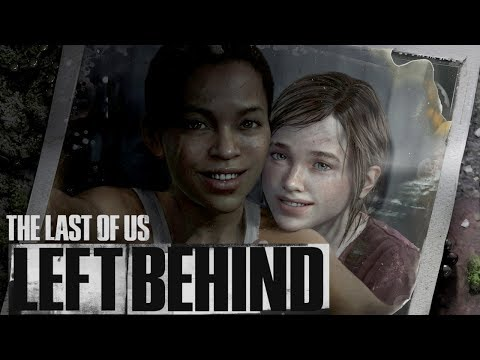 The Last of Us . Left Behind DLC Completa  PS3. Dublado Em Português do Brasil