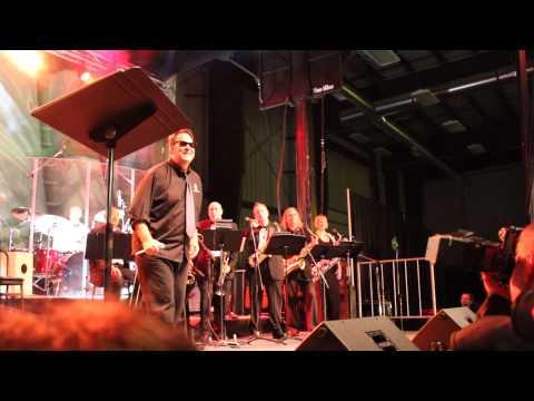 Dan Aykroyd Performs in Grande Prairie, Alberta