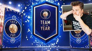 NOWY TOTY🔥  mój NAJWIĘKSZY PACK OPENING! 😱🔥 FIFA 19