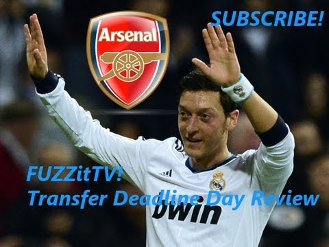 Mesut Ozil To Arsenal $42m!-Fellaini To Manchester United $23m!-Kaka To AC Milan! Soccer Transfers!