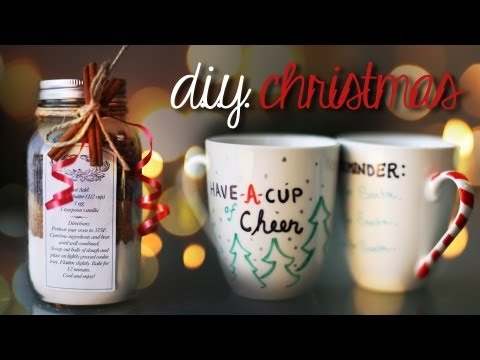 DIY CHRISTMAS GIFT IDEAS The Sorry Girls #1: hqdefault