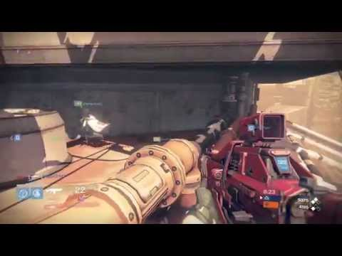 Destiny Crucible PVP - Control on Blind Watch - VANQUISHER VIII - 4.8 K/D