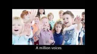 Eurovision 2015 : Polina Gagarina - A Million Voices (Russia) LYRICS