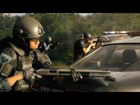 Battlefield Hardline - Hotwire Multiplayer Gameplay Video