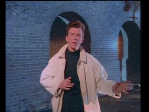 rick astley how to rick roll someone or *where to download  and music to rick roll someone*