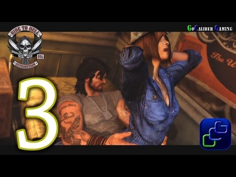 Ride To Hell: Retribution Walkthrough - Part 3 - Reclaim Sarah's ring from her ex-husband