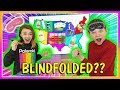 THROWING DARTS AT A MAP BLINDFOLDED | We Are The Davises
