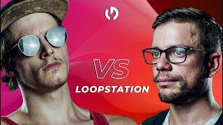 FRIIDON VS PHILTHY  LOOPSTATION FINAL   German Beatbox Championship 2019