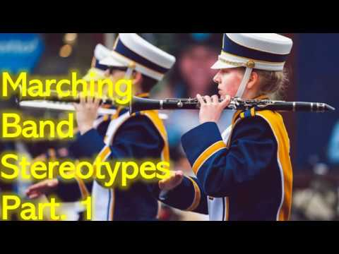 Stereotypes marching band 'Don't Be