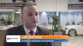 Lee Watson, Business Manager, Motorpoint