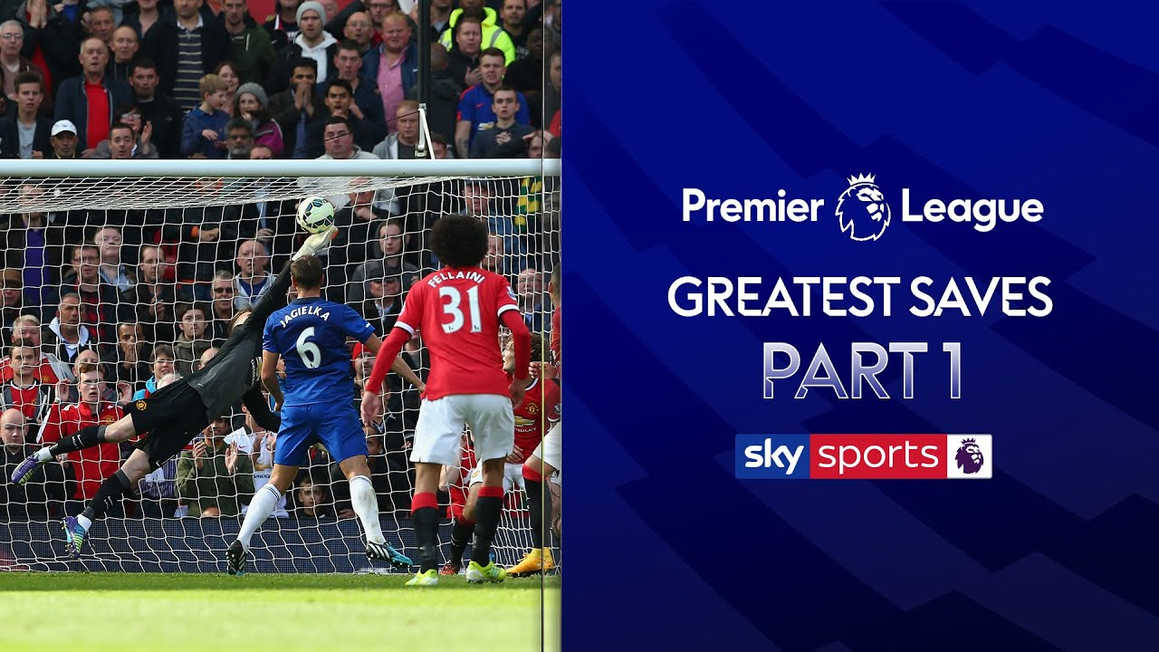 Premier Leagues GREATEST saves | Part 1