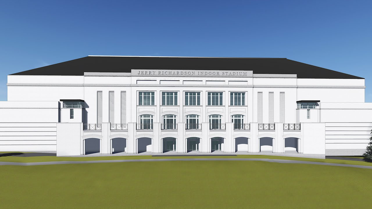 Wofford College Announces Jerry Richardson Indoor Stadium