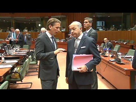L'Union Européenne Unanime Sur L'Irak Et L'Ukraine