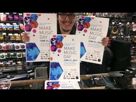Make Music Seattle 2017 Recap