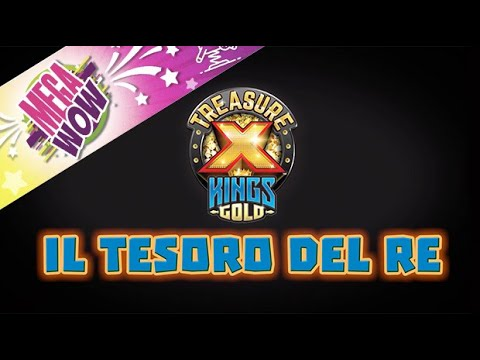TREASURE X KINGS GOLD - IL TESORO DEL RE (minimovie)