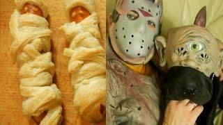 мумии на хэллоуин рецепт от шоу жарь пей
