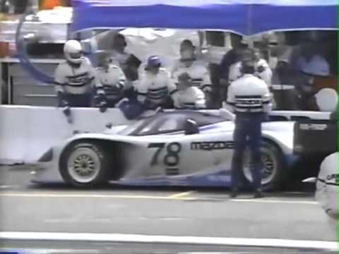 IMSA Camel GT Lime Rock 1992