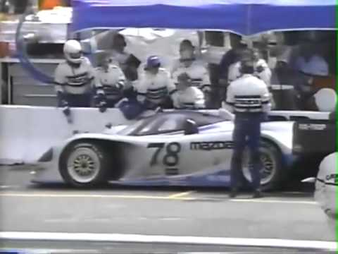 IMSA Camel GT Lime Rock 1992