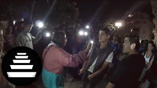 TINK TESIS vs ALMITA AFRITO - 4tos (2VS2 - 6/3) - El Quinto Escalon