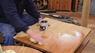 Gør det selv Kjeld: Linolie til køkkenbordet