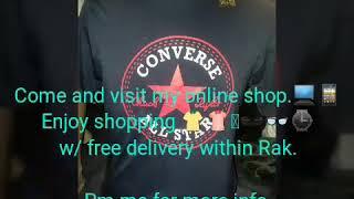 My shop Maryam Bulaclac garments