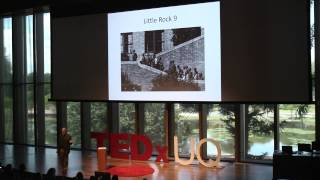 Higher education is not about getting a job   Fred D'Agostino   TEDxUQ