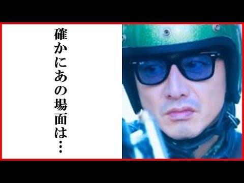 木村拓哉グランメゾン東京での\u201c颯爽バイク姿\u201dが笑いモノに\u2026大型バイクを乗りこなす基本が出来てない