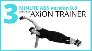3 minute abs workout AX- CORE WORKOUTS