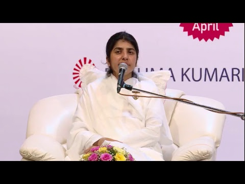 LIVE: Creating my Destiny by BK Shivani, Rajkot | 08-04-2018