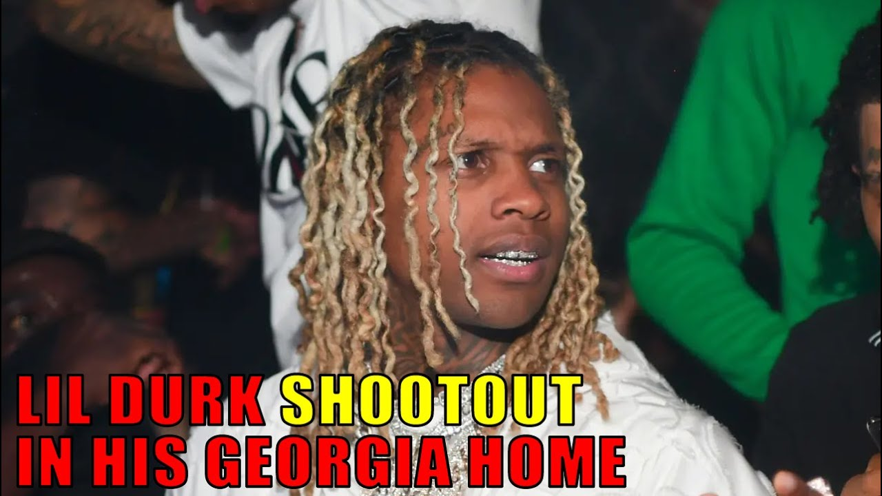 Lil Durk, India Royale Reportedly Exchange Gunfire With Home ...