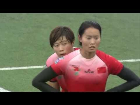15 France v China (Pool A)