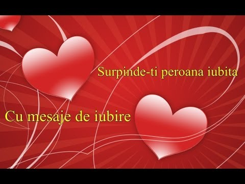 Surpinde Ti Persoana Iubita Cu Mesaje De Dragoste