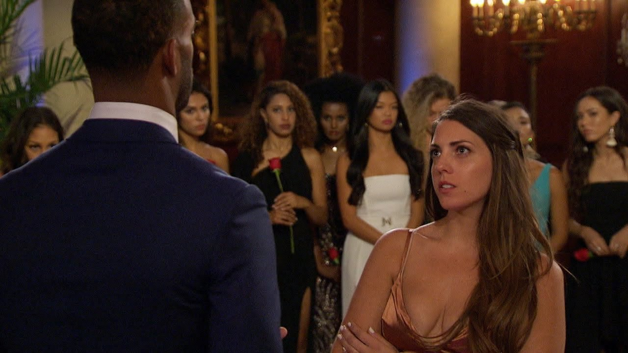 Download Victoria Feels 'So Sorry' for Matt in Her Fiery Goodbye - The Bachelor
