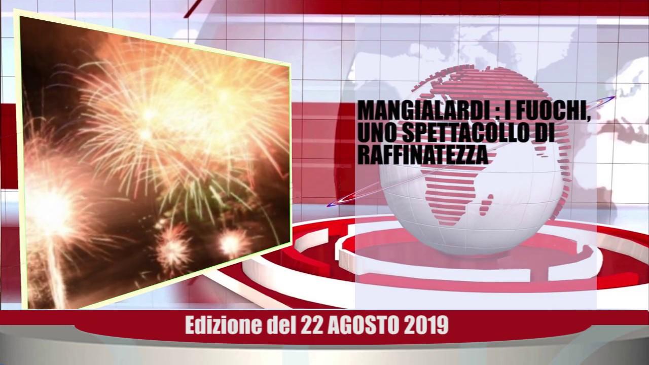 Velluto Senigallia Tg Web del 22 08 2019