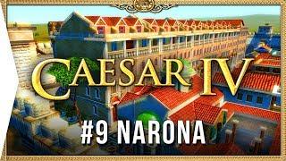 Caesar IV ► Mission 9 Narona - Classic City-building Nostalgia [HD Campaign Gameplay]