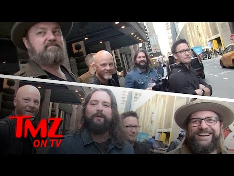Zac Brown Band: The Country MEN Band! | TMZ TV