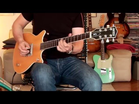 """1998 Gretsch """"Macolm Young Signature"""" G-6131, Part1"""