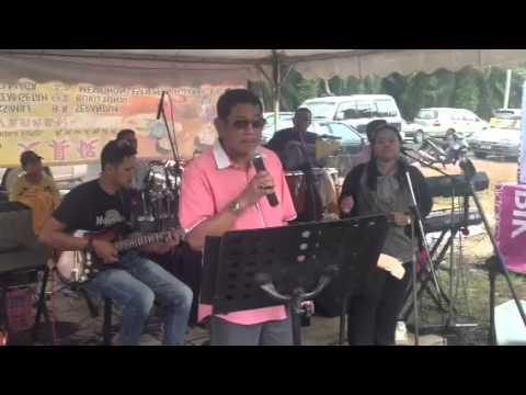 CITRA mpjbt perform song.. zapin Saujana