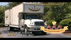 "AAA Moving & Storage, ""The Gentlemen Movers"""