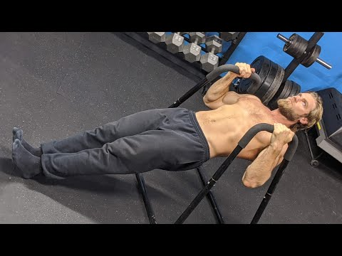 Home Bodyweight BACK ONLY WORKOUT