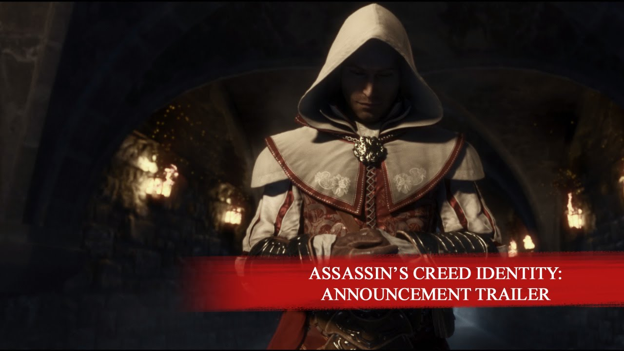 Assassin's Creed Identity - Announcement Trailer - YouTube