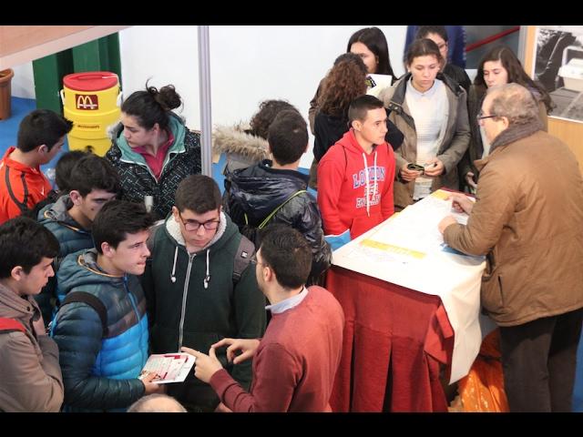 VÍDEO: Un Salón del Estudiante de récord: 60 expositores y más de 6.500 visitas ya concertadas