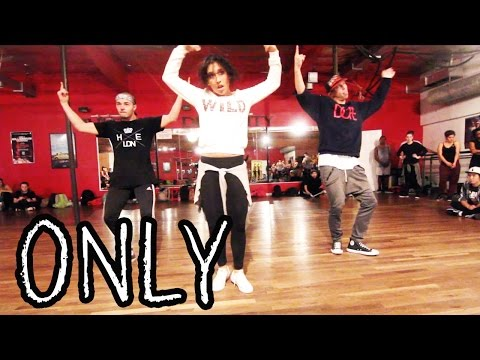 ONLY - @NickiMinaj ft @LilTunechi @Drake & @ChrisBrown | @MattSteffanina Dance Choreography