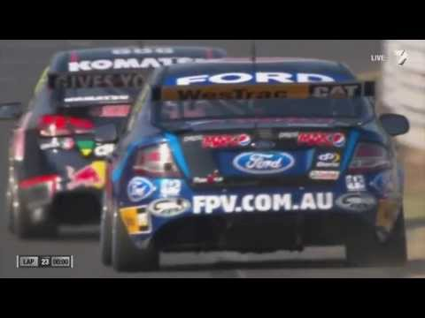 V8 Supercars 2013 - Final Lap (Race 3, Hidden Valley)