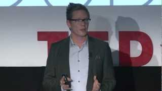 TEDxMacquarieUniversity - Anders Sorman-Nilsson - Thinque Change