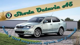 Skoda Octavia А5: Когда у чехов получилось лучше, чем у немцев