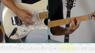 Def Leppard - Love Bites (Guitar Tutorial)