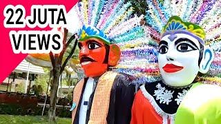 Download lagu Ondel ondel BETAWI Banyak Banget Parade Ondel2 TMII MP3