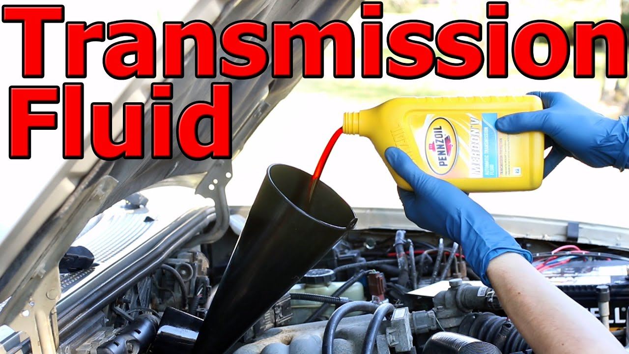 how to change automatic transmission fluid and filter complete guide  [ 1280 x 720 Pixel ]