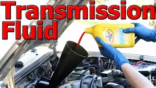 How to Change Automatic Transmission Fluid and Filter (COMPLETE Guide) thumbnail